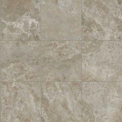 American Olean Stone Claire 13 X 13 Floor Tile Ashen