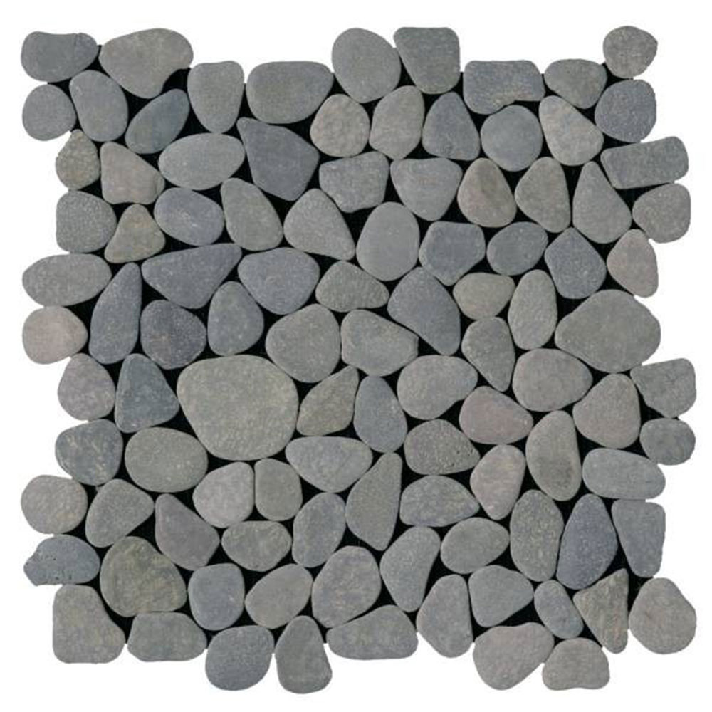 Bati Orient Pebbles Rectified Matte Grey