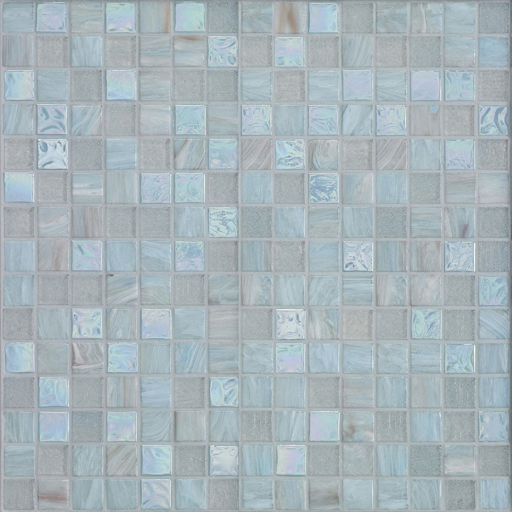 Bisazza Mosaico Blends 20 Tile & Stone Colors