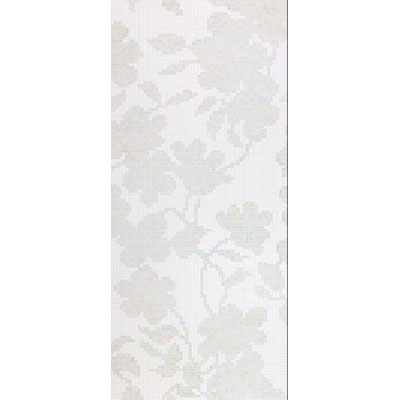 Bisazza Mosaico Decori 20 - Shadow White B