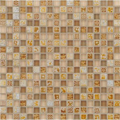 Casa Italia Antica Roma Mosaic Copper