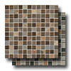Fashion Accents Slate Radiance 1x1 Mosaic