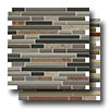 Fashion Accents Slate Radiance 5/8 x Random Mosaic