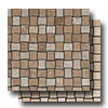 Mexican Travertine Mosaic HiLo