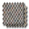 Tumbled Slate Mosaic Diamond