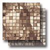 Dorset Cast Metal Mosaics Starlight 1 x 1