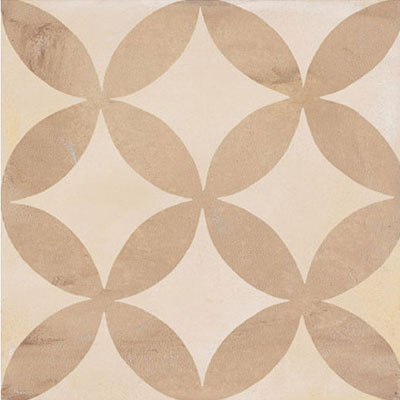 Marca Corona Terra 8 x 8 Decorative Tile Square Astro C 0381
