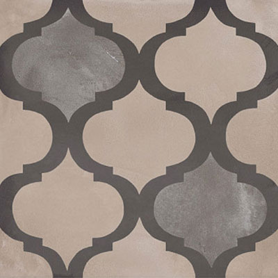 Marca Corona Terra 8 x 8 Decorative Tile Square Coloniale F 0386
