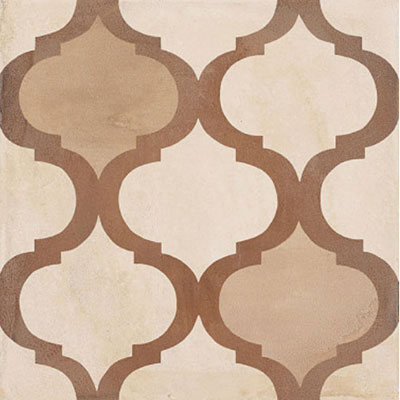 Marca Corona Terra 8 x 8 Decorative Tile Square Coloniale C 0385