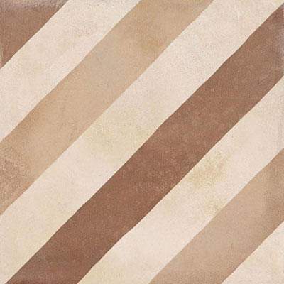 Marca Corona Terra 8 x 8 Decorative Tile Square Linea C 0379