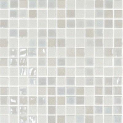 Onix Mosaico Stone Glass Blend Mosaic Opalo Blanco