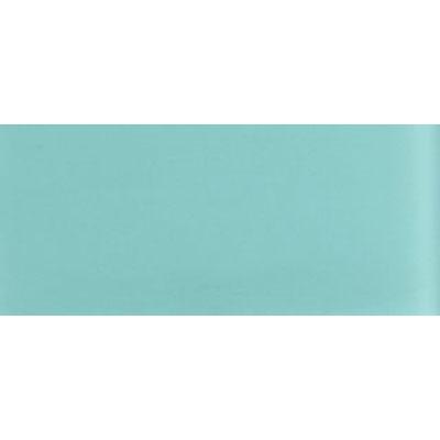 Crystal 3 x 6 Turquoise Frosted