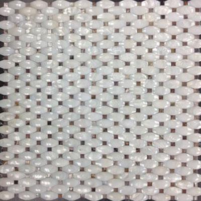 Soho Studio Corp Marquise Mosaic Pearl Golden Reef