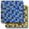 Island Blends Mosaic 1 x 1