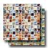 Artisan Glass Blends Mosaic 1 x 1