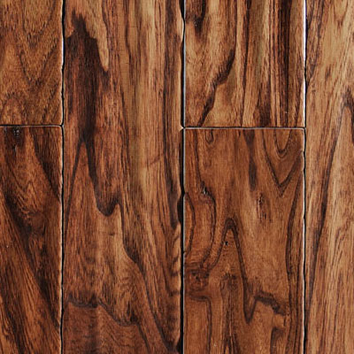 Ark Floors Artistic Distressed Engineered 5 1/2 Inch Hickory Spice