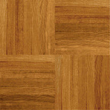 Urethane Parquet Wood - Natural and Better Honey