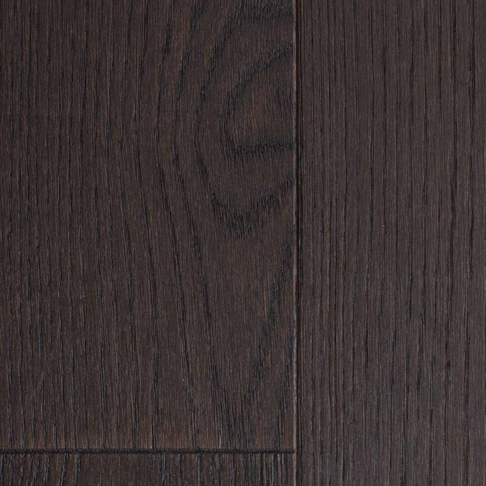 Mullican Castillian 5 Inch Solid Aqua Shield Oak Midnight