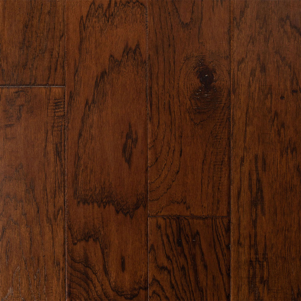Texas Traditions Tucson Hickory Hardwood Flooring Colors